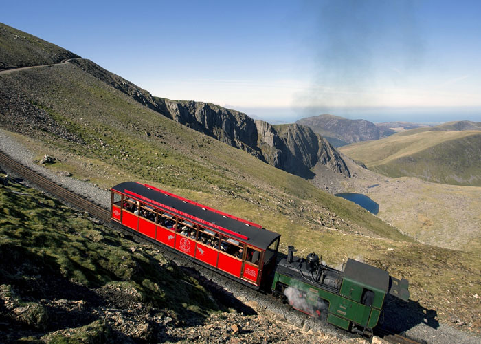 North Wales Business News - image of Snowdon Summit