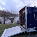 """Trailer firm turns up the heat with relaxation retreat """"on wheels"""""""