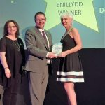 Award-winning single mum turns from addiction to education thanks to Welsh college