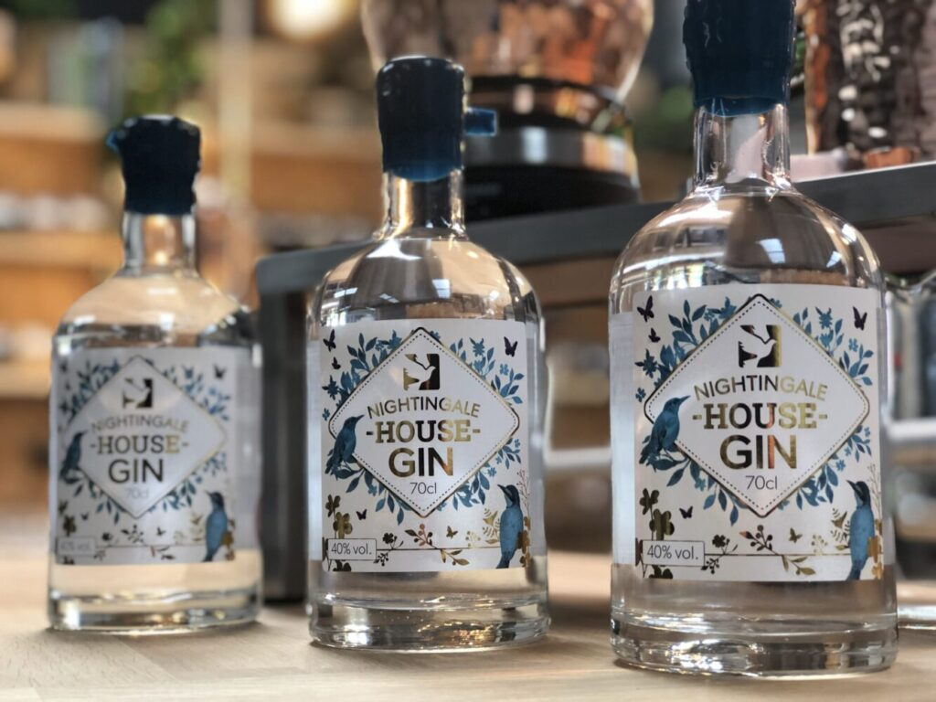 Nightingale House Gin - North Wales Business News