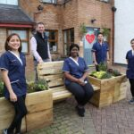 Care home bolsters its team with four qualified nurses