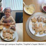 A Tasty Celebration for St David's Day